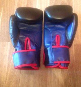 Боксерские перчатки jabb новые