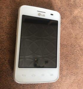 Смартфон LG E455 Optimus L5 II Dual