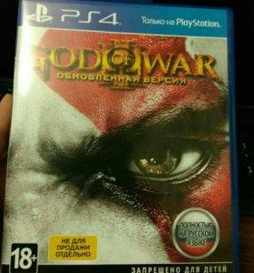 God of War 3 (обновленная версия) PS4