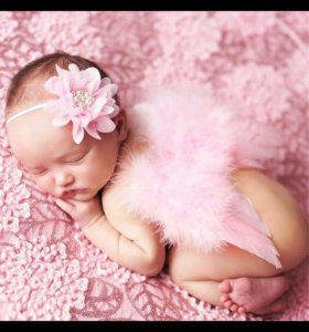 Набор для фотосессии новорождённых
