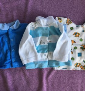 Одежда для ребёнка 56-62 р