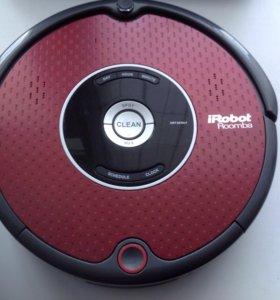 Пылесос-робот IRobot Roomba 625 Pro