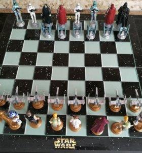 Шахматы Star Wars 3D CHESS
