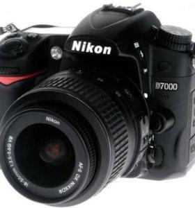 Nikon d7000 боди