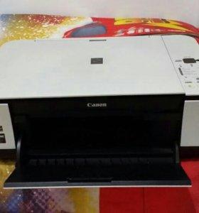 Цветной Принтер/Сканер мфу Canon pixma MP252