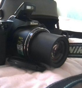 Цифровой фотоаппарат Nikon COOLPlX L 810