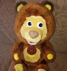 """Продам мягкую игрушку Мишку из """"Маша и медведь"""""""