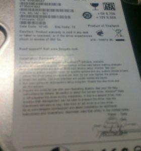 Продам жесткий диск 500 gb 3.5