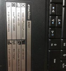 Ноутбук Emashine 727