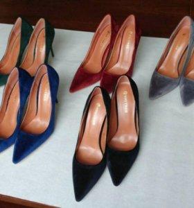 Туфли 5 пар