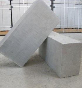 Блок шлакобетонный