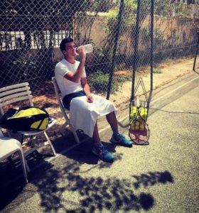 Теннис, тренер по Большому Теннису