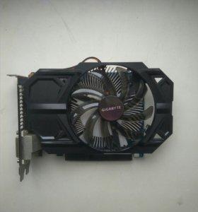 Видеокарта GTX 750 OC 1Gb