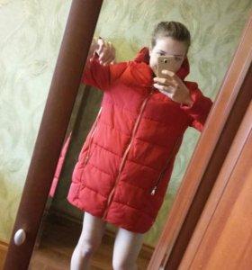 Осенняя свободна куртка. Размер 44-46(48)