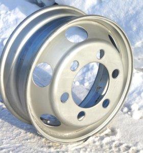 Отборные грузовые диски R17,5 Япония 6 дыр б/п РФ