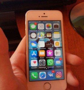 Iphone 5s gold 16gb. Обмен не интересует