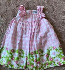 Платье mayoral 80 см