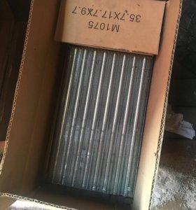 Радиатор печки samand