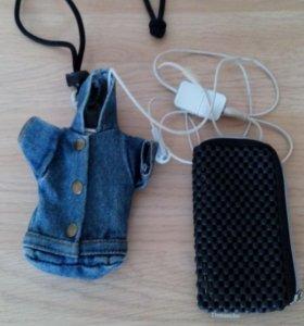 Чехлы для телефона или плеера в идеальном виде
