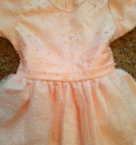 Платье 5-7 лет
