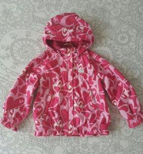 Куртка ветровка Reima р.98