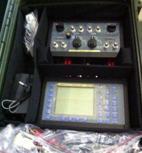 Анализатор систем передачи и кабелей связи AnCom A