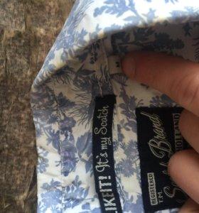 Рубашка размер м 46-48
