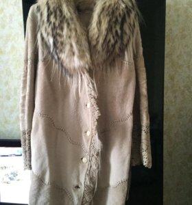 Пальто меховое Акаста