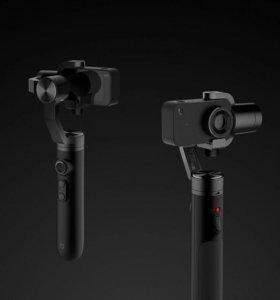 4к экшен камера+стабилизатор