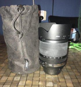 Объектив Nikon 18-105