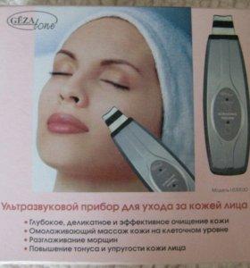 Прибор для ультразвуковой чистки лица Gezatone