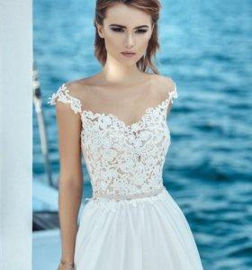Свадебное платье фирмы Luce Sposa Модель Lily.