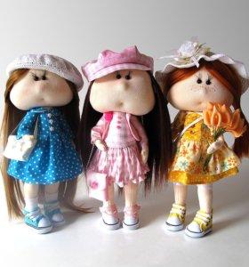 """Комплект кукол """"Подружки"""""""