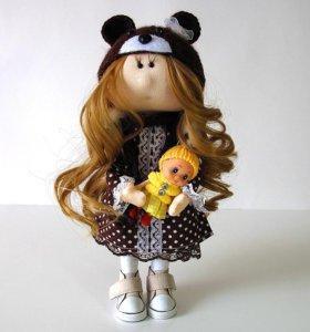 """Кукла """"Машенька"""""""
