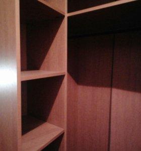шкаф угловой в прихожую
