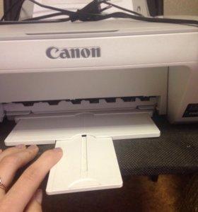 Мфу(принтер, сканер, копир)