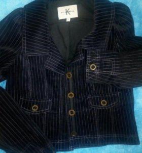 Пиджачок\курточка (микровельвет)