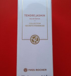 Парфюмерная вода Tendre Jasmin Yves Rocher 50 ml