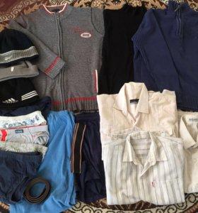 Одежда пакетом для подростка