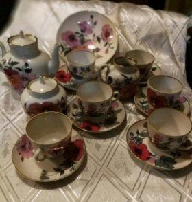 Сервиз чайный ЛФЗ 16 предметов