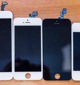 Дисплей для iPhone 4s/5/5c/5s/6/6s/6plus/6s plus/7