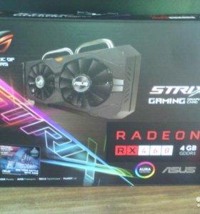 AMD Asus Strix RX 460 4gb