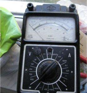 Электроизмерительный прибор 1962 год