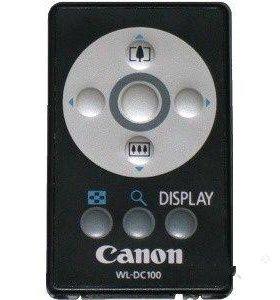 Пульт ду Canon WL-DC 100