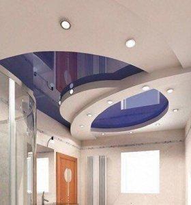Натяжной потолок AS 509