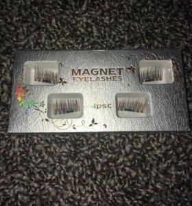 Ресницы на магнитах