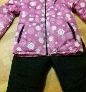 Зимний новый костюм