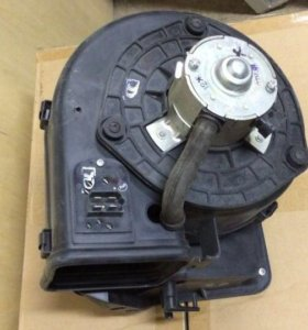 Мотор печки с корпусом калина гранта