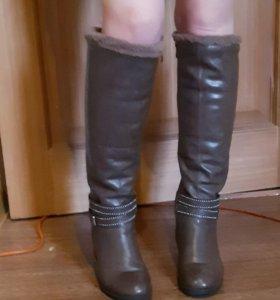 Итальянские сапожки Shoes