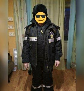 Комплект зимней рабочей одежды Роснефть